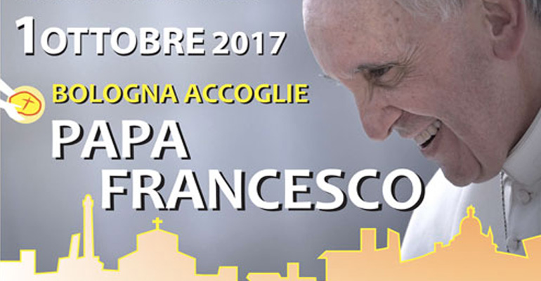 Visita del Papa a Bologna